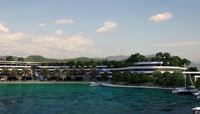 Гостинично-жилой комплекс Бао Дай